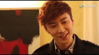 Choi Siwon & Liu Wen - WGM (Video message)