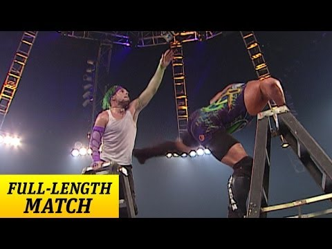 Thumbnail: FULL-LENGTH MATCH - Raw - RVD vs. Jeff Hardy - Title vs. Title Ladder Match
