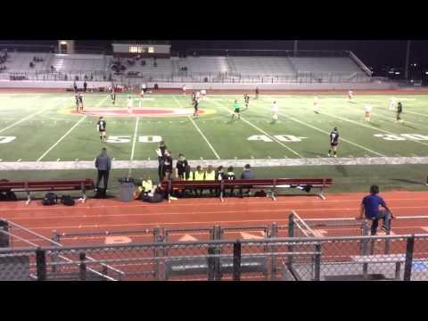 Rancho Cucamonga High School Girls Soccer 12/10/14