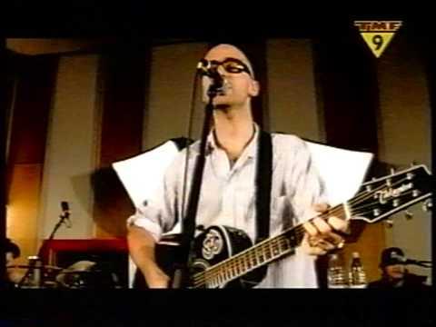 Live - Universal Jet Studio Brussel Belgium 2000-05-23