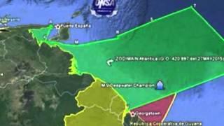 Venezuela and Guyana squabble over new decree   CEEN News   June 9, 2015