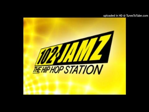 WJMH 102.1 102 Jamz Reidsville NC, HD Analog Blending 2-2009