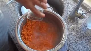 Турецкая кухня: готовим Чечевичные котлеты Mercimek Köftesi Tarifi Lentil patties очень много детей