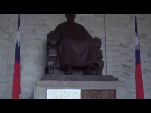 Inside Chiang Kai Shek Memorial Hall - Taipei (Taiwan)