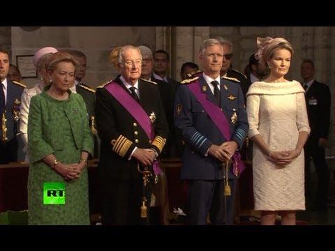 Король Бельгии Альберт II отрекся от престола