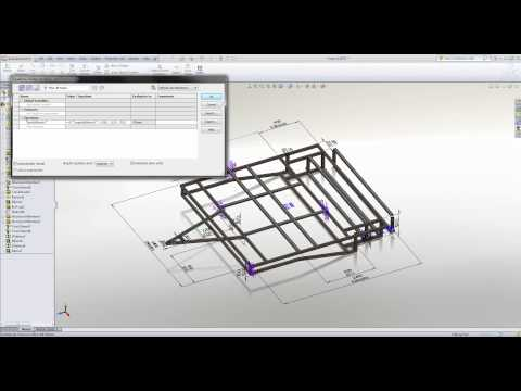 Creating Intelligent Models using SolidWorks Equations [Webcast]