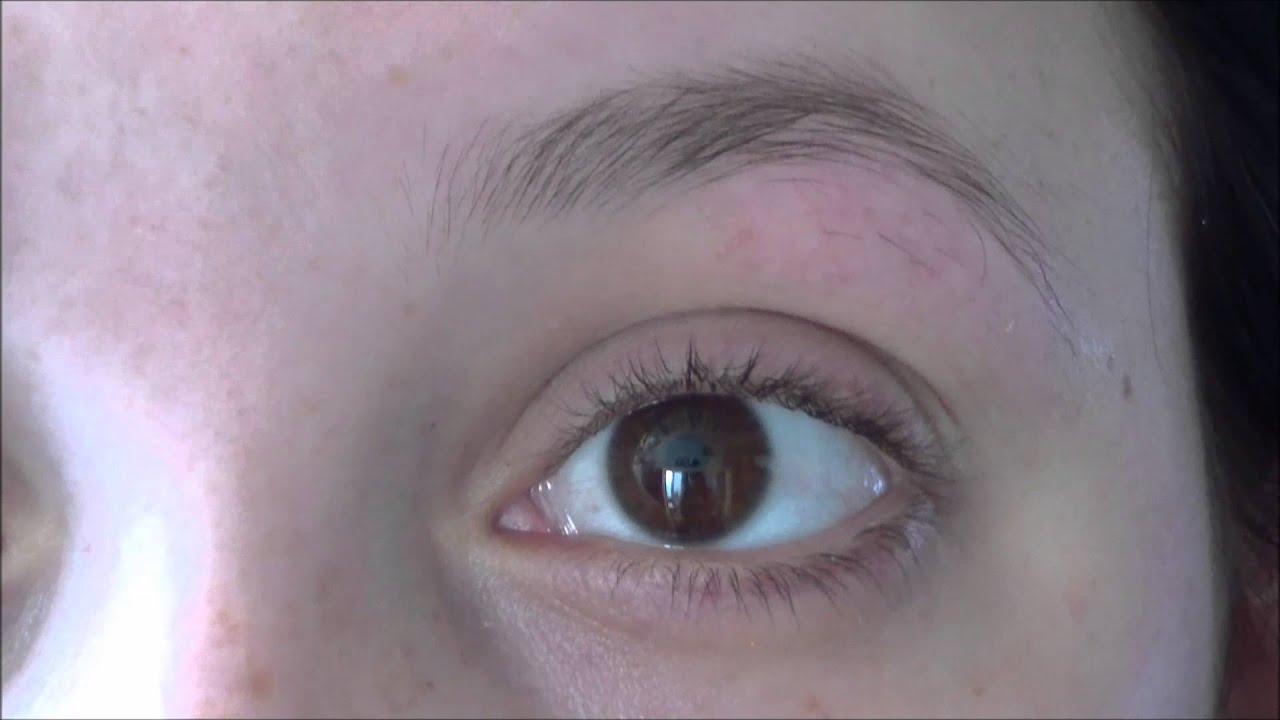 epilation sourcil sans douleur