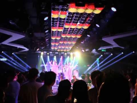 Led burbuja panel para la decoracion de techo de bar discoteca youtube - Decoracion de bar ...