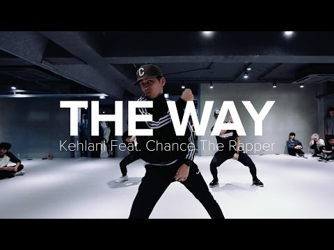 The Way - Kehlani feat. Chance The Rapper  / Junho Lee Choreography