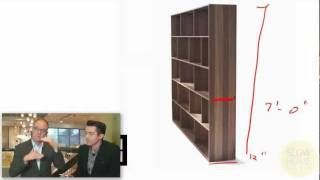 Bookcase Design Solutions