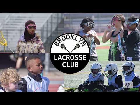 Brooklyn Lacrosse Club w CoFounder Khalid West  BK Live