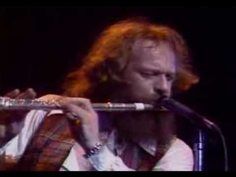 Jethro Tull - No Lullaby & flute solo (live at Madison Square Garden 1978)