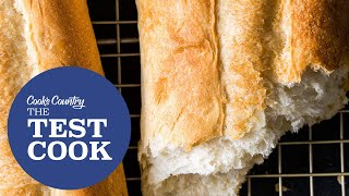 The Test Cook Episode 2: Starting Cuban Bread and Mojo Roast Pork