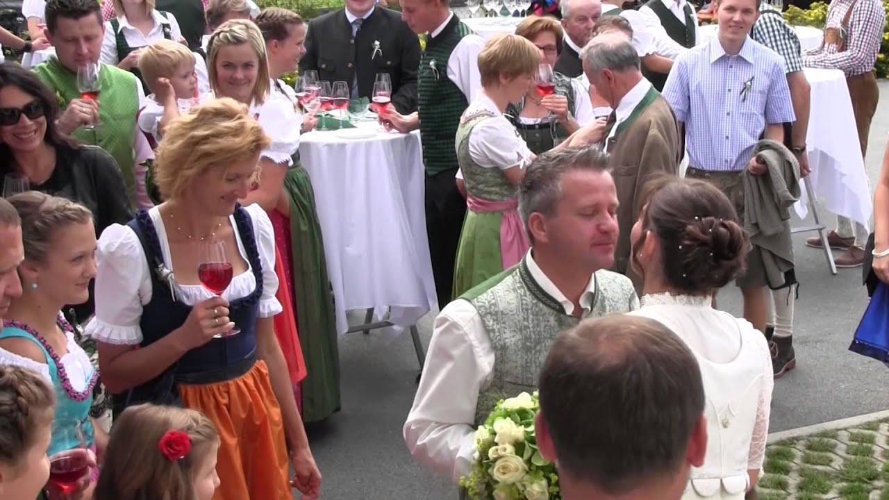 Hochzeit Cornelia & Seppi Kohl