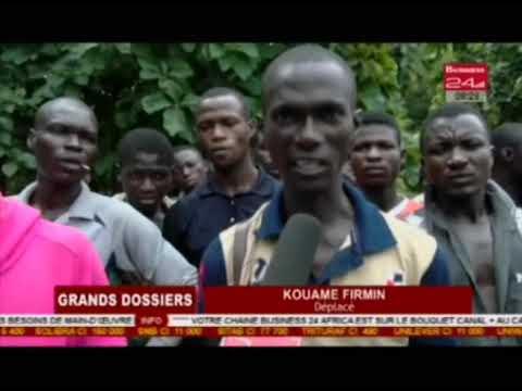 Business 24  / Grands Dossiers  -  Côte d'Ivoire   : Les enjeux du foncier et du logement