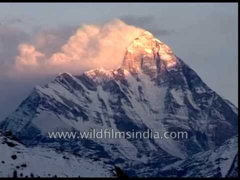 what is the biggest mountain in india