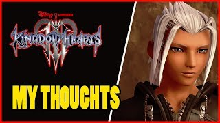 KINGDOM HEARTS 3 RE:MIND TRAILER OUR FIRST LOOK!