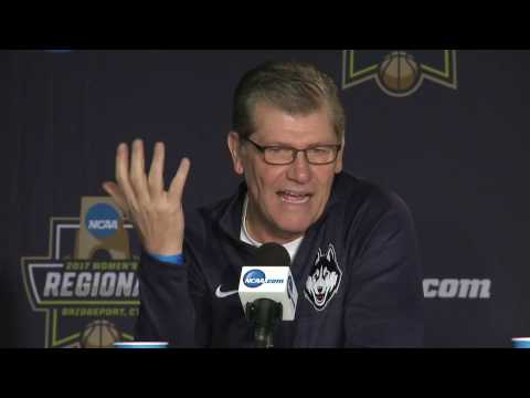 News Conference: UConn Preview