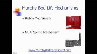 Murphy Bed Plans - Getting Your Murphy Bed Hardware