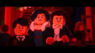 Лего Фильм: Бэтмен - Тизер-трейлер №2 (дублированный) 720p