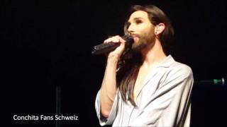 Conchita / The Other Side of me / #‎ConchitaLIVE / Salzburg