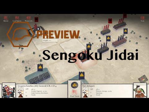 Sengoku Jidai Preview en español by Haplo Patryn