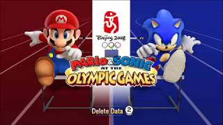 [TAS] (Mario & Sonic at the Olympic Games) Test #1