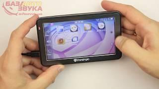 видео Навигатор Prestigio GeoVision 5058