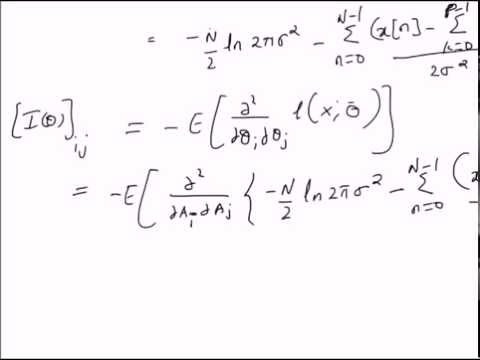 Polynomial Curve Fitting: CRB