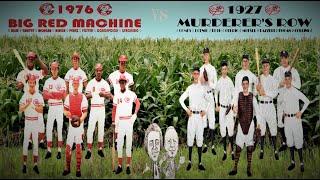 1927 New York Yankees v 1976 Cincinnati Reds