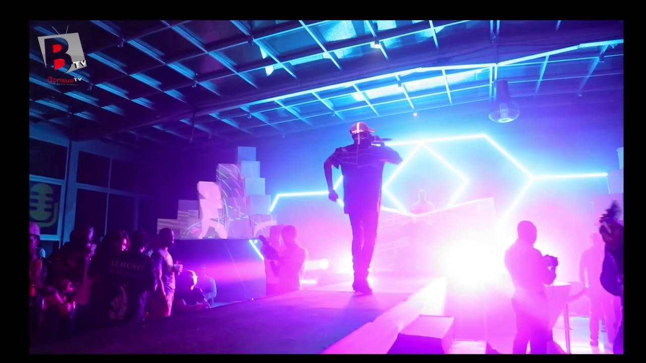 Download Video: Davido Music WorldWide Artiste DREMO performance at the Urban Radio Launch #BonsueTV