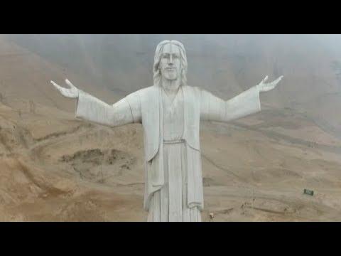 Cristo del Pacífico: proponen retirar estatua donada por Odebrecht   Punto Final