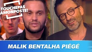 Malik Bentalha se fait piéger par Cyril Hanouna et Frédéric Lopez