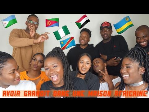 AVOIR GRANDIT DANS UNE MAISON AFRICAINE| PUNITIONS, SOUVENIRS ET QUE DU RIRE !