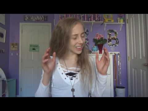Brave - Idina Menzel (Cover by Brandi Alden)