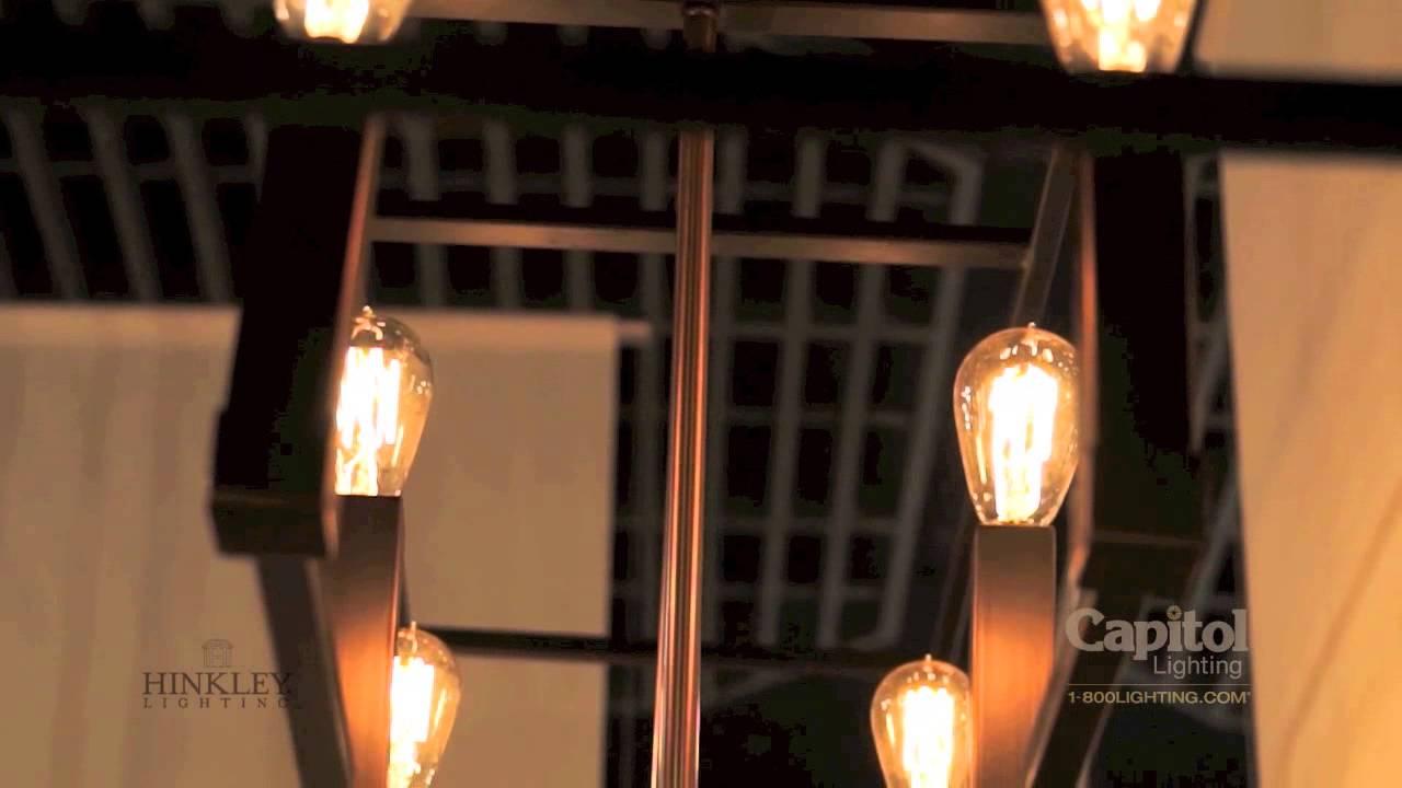 fulton from hinkley lighting youtube