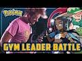 Pokemon Sword & Shield: GYM LEADER BATTLE    Metal Cover by RichaadEB