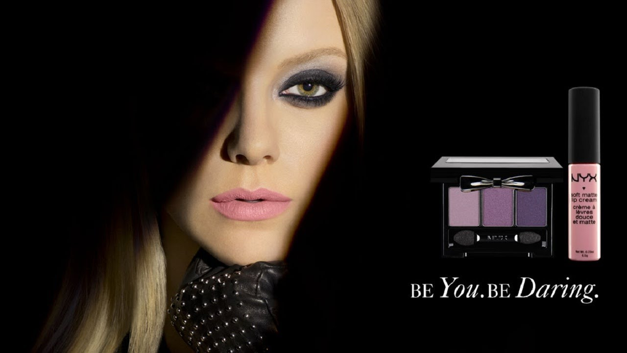 NYX Cosmetics - Be You. - YouTube