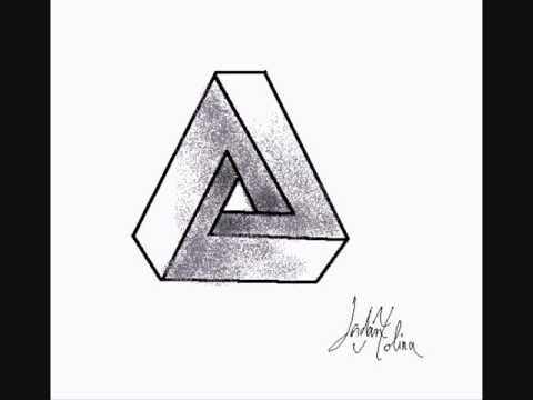 optical illusion how to draw your impossible triangle youtube. Black Bedroom Furniture Sets. Home Design Ideas