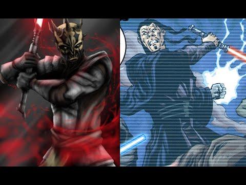 Versus Series Savage Opress VS Volfe Karkko