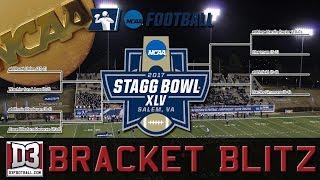 D3 Bracket Blitz: 2017 playoff first-round coverage thumbnail