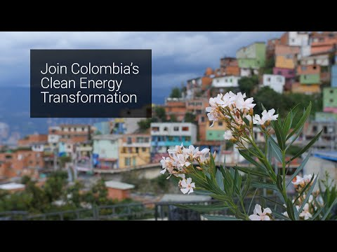 Join Colombia's Clean Energy Transformation