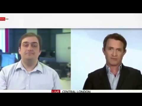 "Douglas Murray Has Furious Meltdown Dealing With Islamic Apologist ""Europe is Doomed!"""