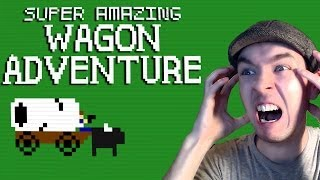 THE ADVENTURES OF STEVE, BILLY AND PETE | Super Amazing Wagon Adventure