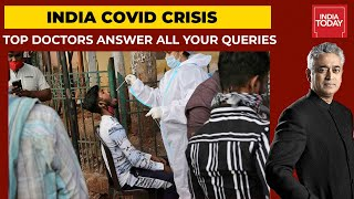 Doctors Roundtable: All Your Queries Related Covid, Vaccine \u0026 Black Fungus Answered | News Today