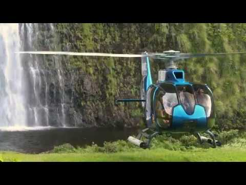 Big Island Spectacular with Optional Waterfall Landing - Video