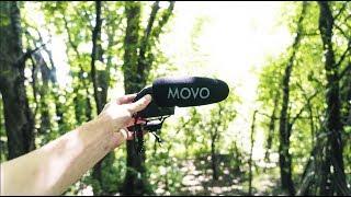 Amazing BUDGET Camera Mic!   MOVO VXR3031
