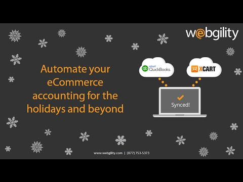 Automate your eCommerce accounting for the holidays and beyond
