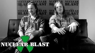 THE VINTAGE CARAVAN - Stefán and Óskar on their influences (OFFICIAL INTERVIEW)