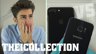 iPhone 7 Plus VS Galaxy S7 Edge !